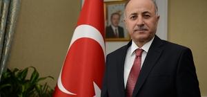 """Vali Azizoğlu'ndan """"Dünya Engelliler Günü"""" Mesajı"""