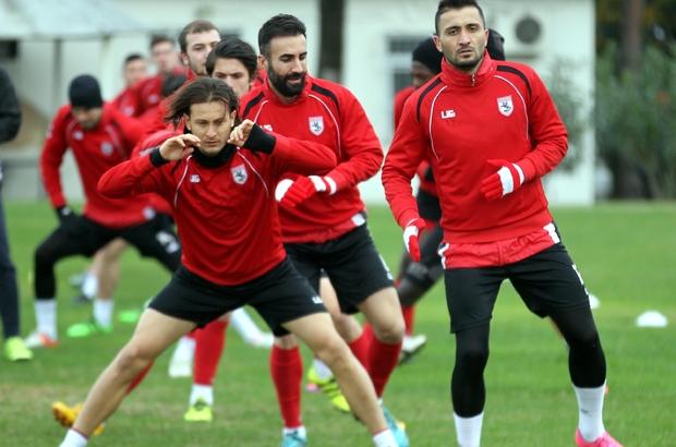 Samsunspor, Ümraniyespor maçından umutlu
