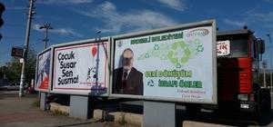 Mersin'de geri dönüşüme destek kampanyası
