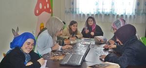 AK Parti'den engellilere ziyaret
