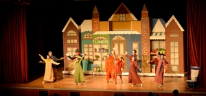 Büyükşehir'den çocuklara müzikli tiyatro oyunu
