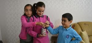 İlkokul öğrencilerinden Halep'e yardım