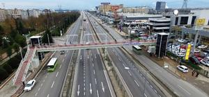 Başiskele Belediyesi, Ovacık mahallesine 3 adet yaya köprüsü yaptı
