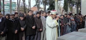 Gebze'de Halep ve Adana'da ölenler için gıyabi cenaze namazı kılındı