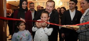 Başkan Necmi Kadıoğlu engellilerle buluştu