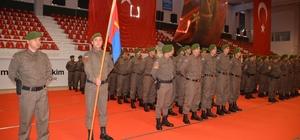 Aliağa'da 219 asker yemin etti