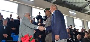 Kırşehir'de kısa dönem askerlerin yemin töreni