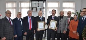 Tokat'a yenilikçilik beratı ödülü