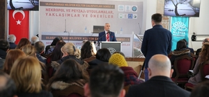 Gölyazı'da müze park için uluslararası çalıştay