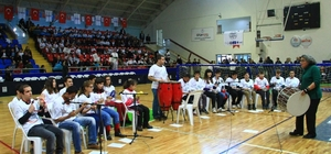 Kocaeli'de, engeliler için program düzenlendi