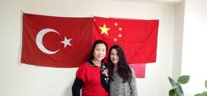 OMÜ öğrencisi Çince kompozisyon yarışmasında dördüncü oldu