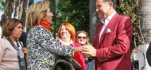 CHP Ankara Milletvekili Gülsün Bilgehan'dan Başkan Kocadon'a ziyaret