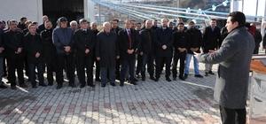 Bozüyük Belediyesi Su ve Kanalizasyon Müdürlüğü'nün yeni binası hizmete girdi