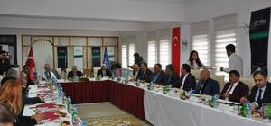 ARAS Elektirik yatırım değerlendirme toplantısı yapıldı