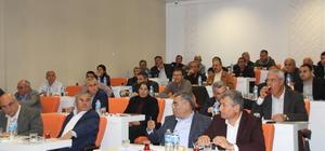 Serik Belediyesi aralık ayı Meclis toplantısı