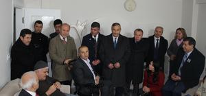 Havza'da yapılan umut evi açıldı