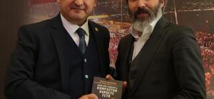 """Kocaeli'de """"Erol Olçok Anıtı"""" açıldı"""