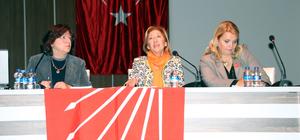 """""""Cumhuriyet'in Getirdikleri ve Günümüzde Kadının Yeri"""" paneli"""