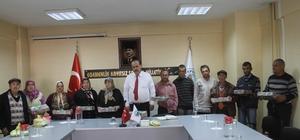Başkan Ozan, engellilerle bir araya geldi