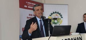 Cazibe Merkezleri Bilgilendirme ve İstişare Toplantısı Ardahan'da yapıldı