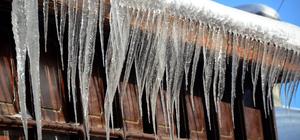 Doğu Anadolu'da kar yağışı ve soğuk hava