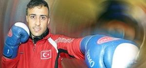 ADÜ'lü boksör Avrupa ikincisi oldu