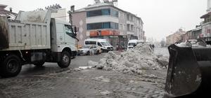 Varto Belediyesinin kar mesaisi başladı