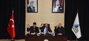 Kartepe'de Aralık ayı meclisi toplandı