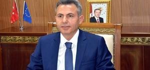 """Vali Elban'ın """"3 Aralık Dünya Engelliler Günü"""" mesajı"""