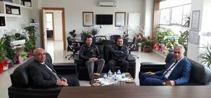 Başkan Yaman'dan Bilecik TSO'ya ziyaret