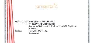 Başiskele 7 yıldızlı kent markasını tescilledi