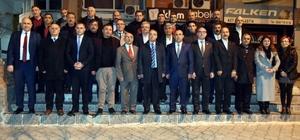 Başkan Kayda'dan MHP yönetimine 'hayırlı olsun' ziyareti