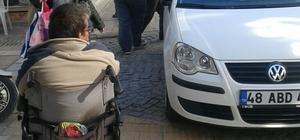 Milas'ta Engelliler Günü'nde engelliye büyük ayıp