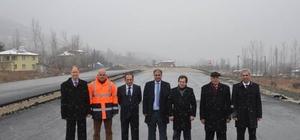 Tokat-Niksar yolunun 31 kilometrelik kısımı 2017'de tamamlanacak