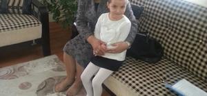 Bayan Kamçı Çocuk Evleri ve Koruyucu Aileyi Ziyaret Etti