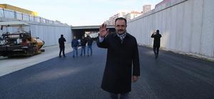 Uşak'ta stadyum battı çıktıda son 15 gün