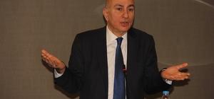 Türkiye ve dünya ekonomisi Gaziantep'te ele alındı