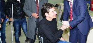 Başkan Özgökçe'nin '3 Aralık Dünya Engelliler Günü' mesajı