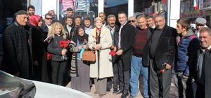 Kent Konseyi Kadın Meclisi Karayazı'ya çıkarma yaptı