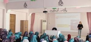 Siirt'te Kur'an kurslarında KOAH eğitimi