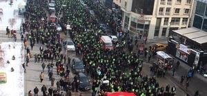 Erzurumlular Halep için yürüyecek
