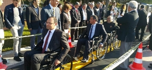 Köyceğiz'de Engelliler Günü kutlaması