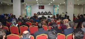 Tatvan'da İmam Hatiplilerin Sorunları Çalıştayı düzenlendi