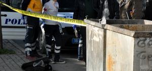 Bursa'da çöp konteynerinde bebek cesedi bulundu
