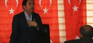 Belediye Başkan Vekili Yaşar, muhtarlarla bir araya geldi