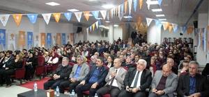 AK Parti Kilis İl Danışma Meclisi toplantısı yapıldı