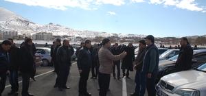 Afşin'e yeni açık oto pazarı