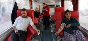 Çanakkale Ak Parti İl Başkanlığı kan bağışı kampanyası