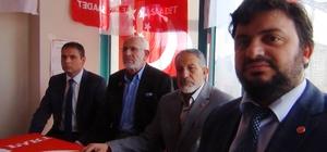 SP Erciş'te Olağan kongreye gitti