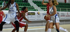 Bornova Beckerspor Edirnespor'u farklı yendi